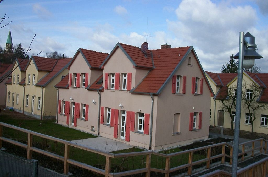 Conradty-Siedlung in Röthenbach